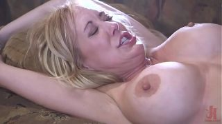 Brandi Love is tied up and fucked hard by a insane fan