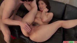 Marina Matsumoto full home pleasures in super xxx scenes