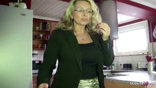 Rough Anal Fuck For German Mature Teacher Bi Jenny At Privat Tutoring