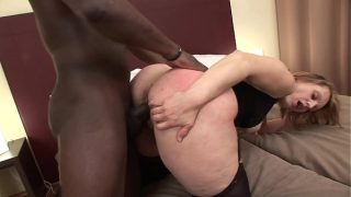 Big butt cheating MILF Magda gets butt fucked on the bed by BBC while her Hubby is at work